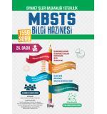 2018 Mbsts Bilgi Hazinesi 1150 Soru